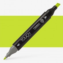 Shin Han : Touch Twin Marker Pen : Yellow Green : GY48