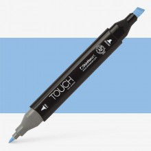 Shin Han : Touch Twin Marker Pen : Phthalo Blue : PB183