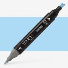 Shin Han : Touch Twin Marker Pen : Pale Blue Light : PB185