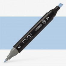 Shin Han : Touch Twin Marker Pen : Grayish Blue Pale : PB272