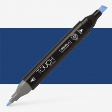 Shin Han : Touch Twin Marker Pen : Prussian Blue : PB69