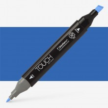 ShinHan : Touch Twin Marker Pen : Brilliant Blue : PB74