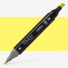 Shin Han : Touch Twin Marker Pen : Pastel Yellow : Y37