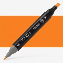 Shin Han : Touch Twin Marker Pen : Orange : YR23