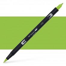 Tombow : Dual Tip Blendable Brush Pen : Willow Green