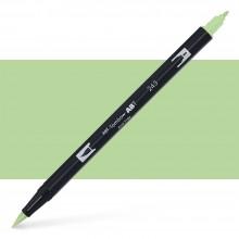 Tombow : Dual Tip Blendable Brush Pen : Mint