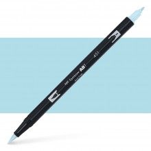 Tombow : Dual Tip Blendable Brush Pen : Sky Blue