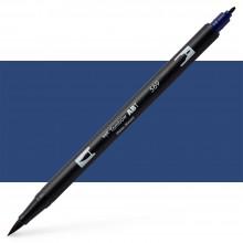 Tombow : Dual Tip Blendable Brush Pen : Jet Blue