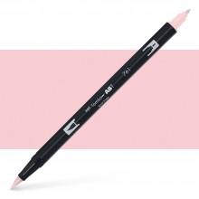 Tombow : Dual Tip Blendable Brush Pen : Carnation