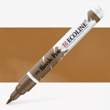 Royal Talens : Ecoline : Watercolour Brush Pen : Sepia