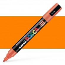 Uni : Posca Marker : PC-5M : Medium Bullet Tip : 1.8 - 2.5mm : Orange