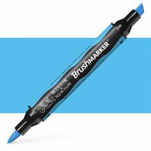 Winsor & Newton : Brush Marker : Sky Blue