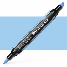 Winsor & Newton : Brush Marker : Cloud Blue