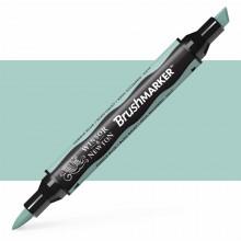 Winsor & Newton : Brush Marker : Pebble Blue