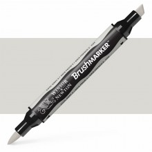 Winsor & Newton : Brush (Pro)Marker : Cool Grey 2
