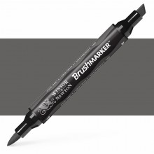 Winsor & Newton : Brush Marker : Cool Grey 5