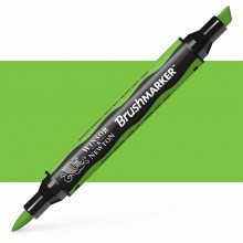 Winsor & Newton : Brush Marker : Bright Green