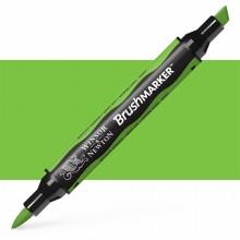 Winsor & Newton : Brush Marker : Bright Green