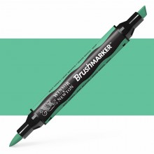 Winsor & Newton : Brush Marker : Mint Green