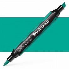 Winsor & Newton : Brush Marker : Ocean Teal
