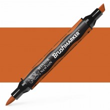 Winsor & Newton : Brush Marker : Saddle Brown