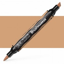 Winsor & Newton : Brush Marker : Cinnamon