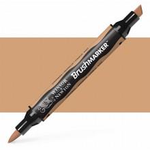 Winsor & Newton : Brush (Pro)Marker : Cinnamon