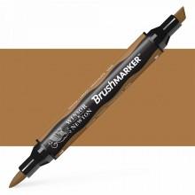Winsor & Newton : Brush Marker : Cocoa
