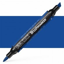 Winsor & Newton : Brush (Pro)Marker : Royal Blue