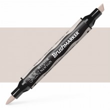 Winsor & Newton : Brush (Pro)Marker : Warm Grey 1