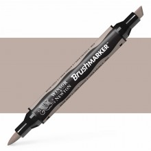 Winsor & Newton : Brush Marker : Warm Grey 2
