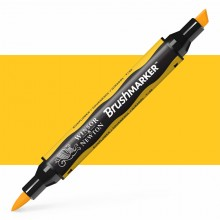 Winsor & Newton : Brush Marker : Sunflower