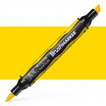 Winsor & Newton : Brush Marker : Canary