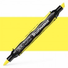 Winsor & Newton : Brush Marker : Lemon