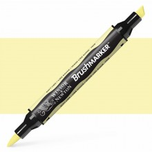 Winsor & Newton : Brush Marker : Soft Lime