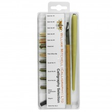 William Mitchell : Calligraphy : Selection Dip Pen Box Set