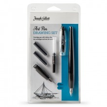 William Mitchell : Joseph Gillott Art Pen
