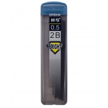 JAS : Mechanical Pencil 2B Lead Refill : 0.5mm