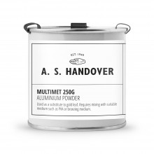 Handover : Aluminium Powder Multimet 250g : Ship By Road Only