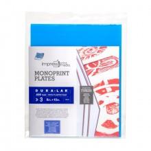 Grafix : Impress Print Media : Monoprint Plate : 8x10in : Pack of 3