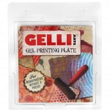 Gelli Plate : Gel Printing Plate : 6x6in