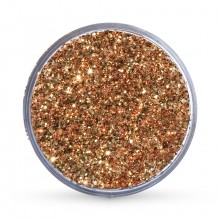 Snazaroo Face Paints Individual Glitter Dust 12ml Red Gold