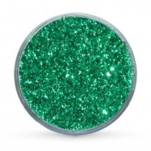 Snazaroo Face Paints Individual Glitter Dust 12ml Bright Green
