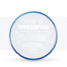 Snazaroo Face Paints Individual Classic Colours 18ml White