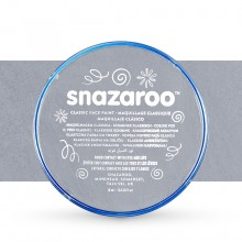 Snazaroo Face Paints Individual Classic Colours 18ml Dark Grey