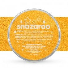 Snazaroo : Face Paints Individual Sparkle Colours 18ml Yellow