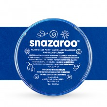 Snazaroo Face Paints Individual Classic Colours 18ml Royal Blue
