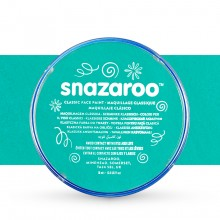 Snazaroo Face Paints Individual Classic Colours 18ml Sea Blue