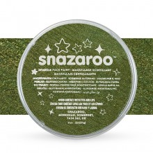 Snazaroo Face Paints Individual Sparkle Colours 18ml Green