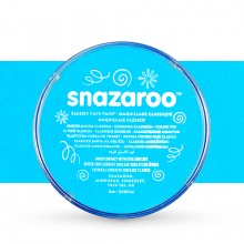 Snazaroo Face Paints Individual Classic Colours 18ml Turquoise